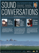 Sound Conversations flyer