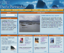 Screenshot of COSEE Pacific Partnerships' home page