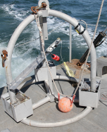 Benthic monitoring array