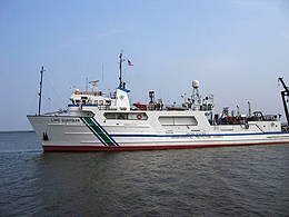 R/V Peter Wise Lake Guardian