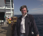 University of Washington oceanography professor John Delaney