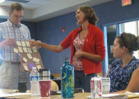 COSEE-OS and COSEE Coastal Trends at the Scientist-Educator Partnerships Program